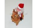 CHRISTMAS - Mikolaj na reniferze 8170/60 +FILM!!!
