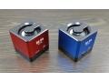 Zewnętrzny, przenośny głośnik SD USB, qubik