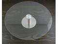Szklana obrotowa patera do ciasta 32x7cm