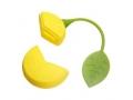Silikonowy Zaparzacz Do Herbaty Cytryna