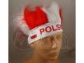 Opaska na głowę z włosami POLSKA