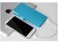 POWER BANK 30000 mAh SLIM Ładowarka POWERBANK ALU