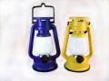 Lampka LED campingowa solar + 230V