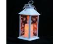 Lampion Ze Świecą LED 30cm - 4 Kolory