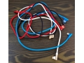 Kabel USB-C boczny nylon 100cm aluminium