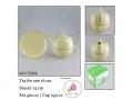 ZESTAW TEA FOR ONE 211-7504 KREMOWY CLASSIC ROSE