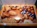 Mata kuchenna stołowa grubsza 60 x100 cm duża