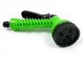 Wąż ogrodowy z pistoletem rozciągliwy 15m