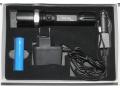LED latarka POLICE zoom akumulatorowa CREE Q5