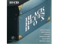 BLACK BLUES BOX 10CD Hooker WATERS Leadbelly GHEE