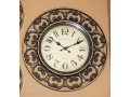 Zegar ścienny okrągły + 2 lusterka