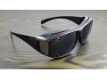 HD VISION okulary do jazdy w dzień czarne 1szt