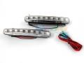 LISTWA SAMOCHODOWA 8 LED Światła do jazdy dziennej