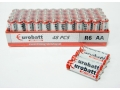 Baterie R6 Max Power Shrink R06-SP4 EUROBATT 4szt