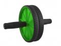 Wałek kółko do ćwiczeń podwójne kółko fitness