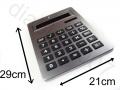 Super Duży Kalkulator Biurowy 29 x 21 cm