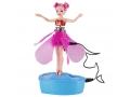 Latająca lalka wróżka z podstawką Flying Fairy