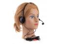 Słuchawki stereo SN-505 + mikrofon TLEN GG SKYPE