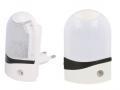 Lampka nocna LED z czujnikiem zmierzchowym