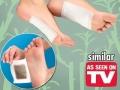 10szt Plastry Oczyszczające z Toksyn DETOX KINOKI