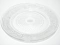 Talerz 10 szklane szkło