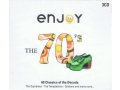 Enjoy the 70's 3CD Lata Siedemdziesiąte 70