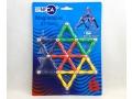 Kreatywna zabawka magnetyczna 37 el układanka