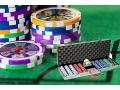 Gra poker Kasyno, karty, żetony 500szt 5kolorów