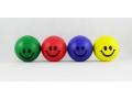 Piłeczka antystresowa relax 6,3 cm Mr. Smile złóty