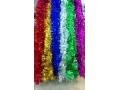 Łańcuch choinkowy 2m x 9cm mix kolorów
