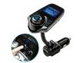 TRANSMITER T10 USB BLUETOOTH MP3 FM GŁOŚNOMÓWIĄCY