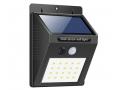 Lampa solarna 20 Led SMD z czujnikiem ruchu i zmie