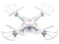 Quadrocopter dron syma x5c kamera hd + karta 4gb