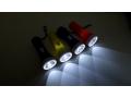 Latarka LED Plastikowa - Mocna 9,5cm