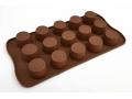 Silikonowa forma do pralin czekolady