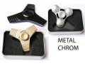 SPINNER HAND FIDGET METAL CHROM  HIT 2017 emaj