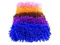 Klapki męskie/damskie z mikrowłóknem mix kolorów