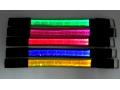 Opaska odblaskowa 37cm z led mix kolorów
