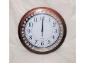 Zegar ścienny okrągły 30cm