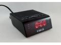 Radio budzik FM z dużym zegar LCD