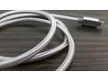 Kabel do ładowania Iphone + data nylon szybki