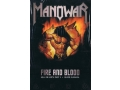 Manowar - Fire and Blood 2DVD