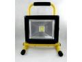 Halogen LED 30W projekcyjna lampa z akumulatorem