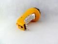 Latarka 7 led + 8 led z akumulatorem