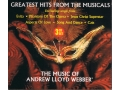Greatest Hits From The Musicals 3cd