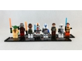 Figurki ludziki Star Wars 8 wzorów z kartami