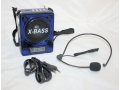Radio mini + USB + SD + słuchawki z mikrofonem