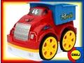 DUŻA WYWROTKA ZDALNIE STEROWANA ciężarówka RC AUT