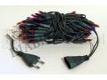 Lampki Choinkowe 100 gruby kabel zielone