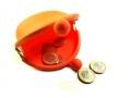 Portfelik JELLY - portmonetka na drobne silikonowy